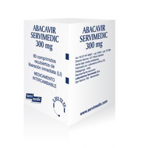 ABACAVIR SERVIMEDIC 300