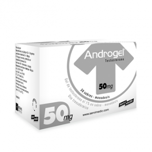 ANDROGEL 1% x 30 sobres