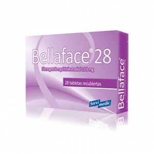 BELLAFACE x 28 comp.