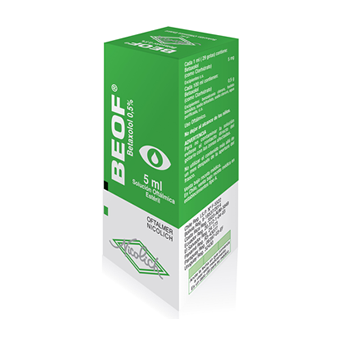 BEOF COLIRIO x 5 ml