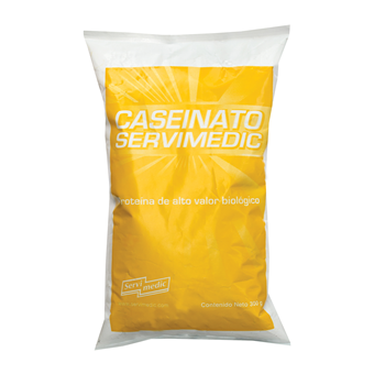 CASEINATO BOLSA X 100 GRS