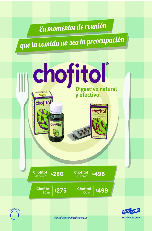 Chofitol - Enero