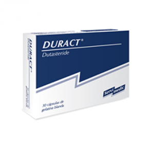 DURACT 0,5 mg x 30 cáps. blandas