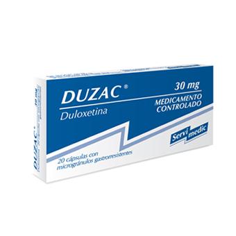 DUZAC 30 mg x 20