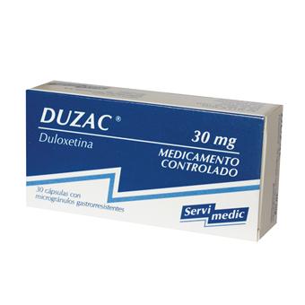 DUZAC 30 mg x 30
