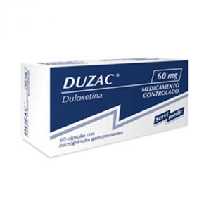 DUZAC 60 mg x 60