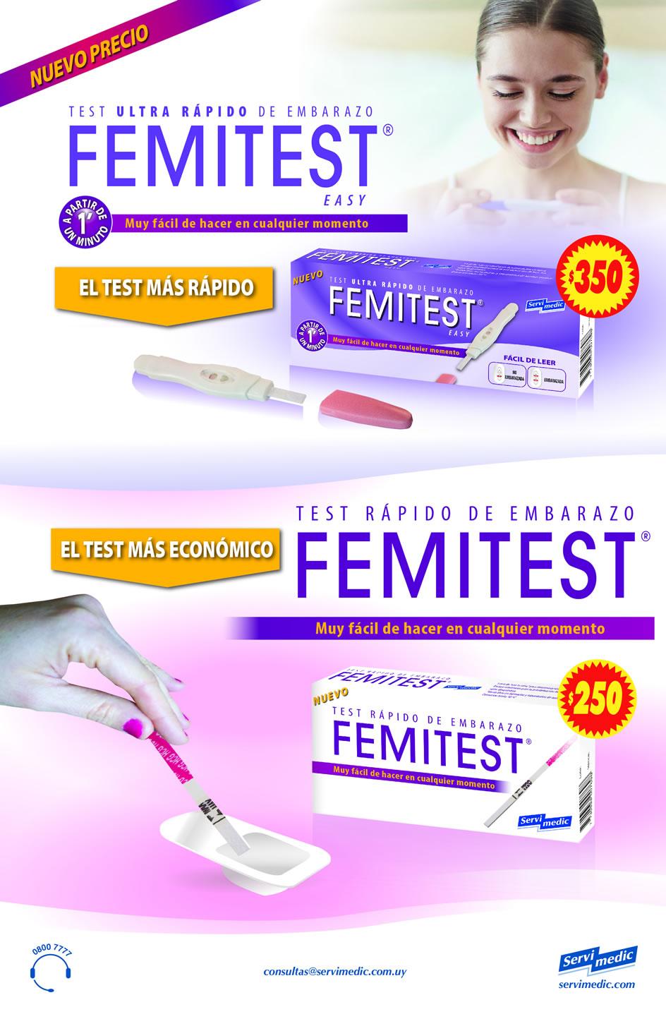 Femitest - Marzo