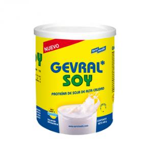 GEVRAL SOY x 400 gr.