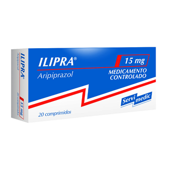ILIPRA 15 mg x 20-der