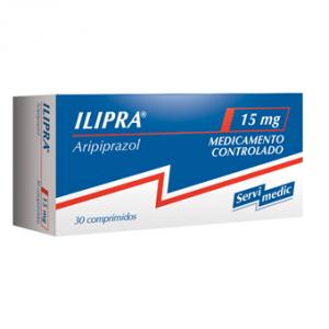 ILIPRA 15 mg x 30-der