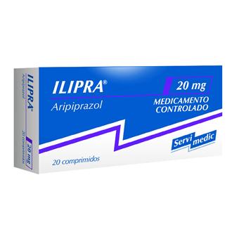 ILIPRA 20 mg x 20 comp