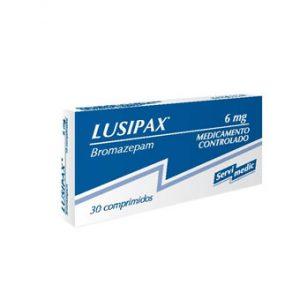 LUSIPAX 6 mg