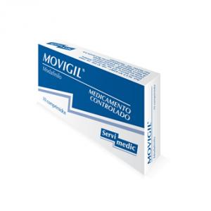 MOVIGIL 200 mg x 10 comp.