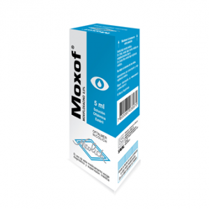 MOXOF x 5 ml