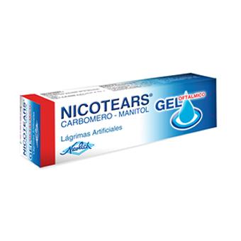NICOTEARS GEL x 5 g