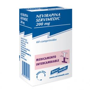 Nevirapina Servimedic 200 mg