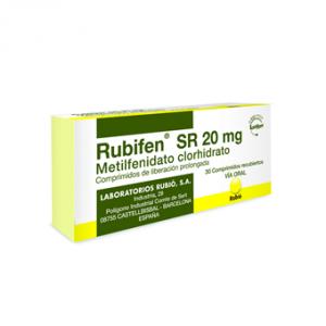 RUBIFEN SR 20 mg x 30 comp.