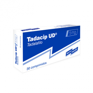TADACIP UD 5 mg x 30 comp.