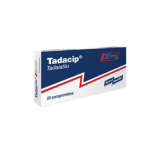 Tadacip 20 mg x 20 comp