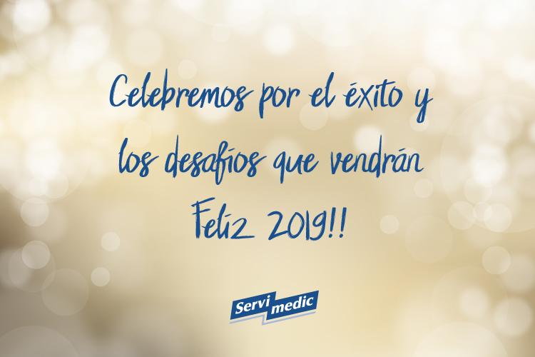 Tarjeta Saludo 2019