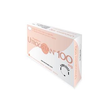 UTROGESTAN 100 mg x 15 cáps.