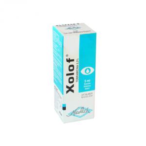 XOLOF COLIRIO x 5ml